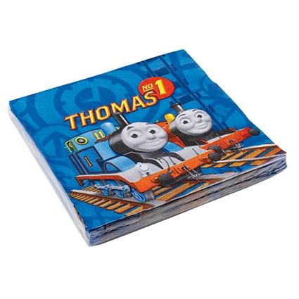 Thomas de Trein servetten