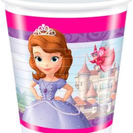 Prinses Sofia bekertjes