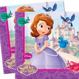 Prinses Sofia servetten