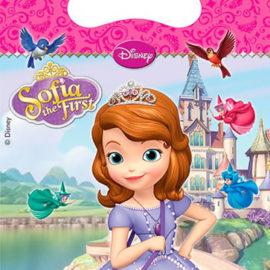 Prinses Sofia uitdeelzakjes