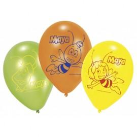 Maya de Bij ballonnen 6 stuks