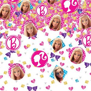 Traktatietaart Barbie 30 puntjes