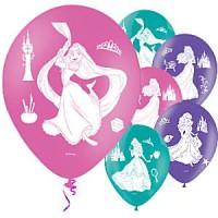 Disney Princess ballonnen 27 cm 6 stuks
